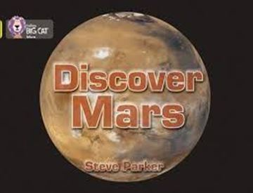 Resim  COLLINS BIG CAT :  YELLOW BAND 3 DISCOVER MARS