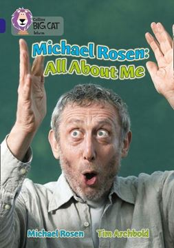 Resim  COLLINS BIG CAT :  SAPPHIRE BAND16: MICHAEL ROSEN: ALL ABOUT ME